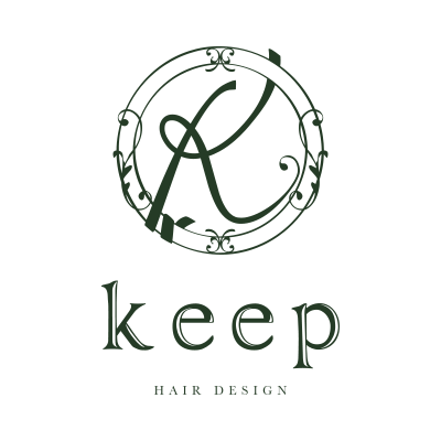Keep hair design