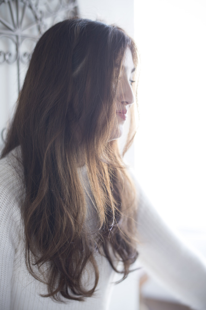口コミで人気の自由が丘の美容室(ヘアアロン,美容院)keep hair designが提案するゆるふわパーマロング