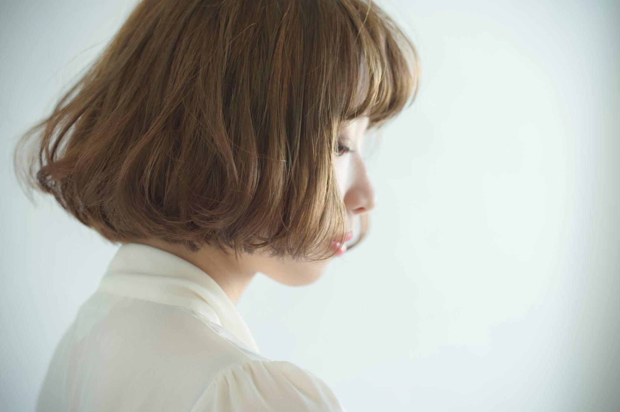 口コミで人気の自由が丘の美容室(ヘアアロン,美容院)keep hair designが提案するボブスタイル