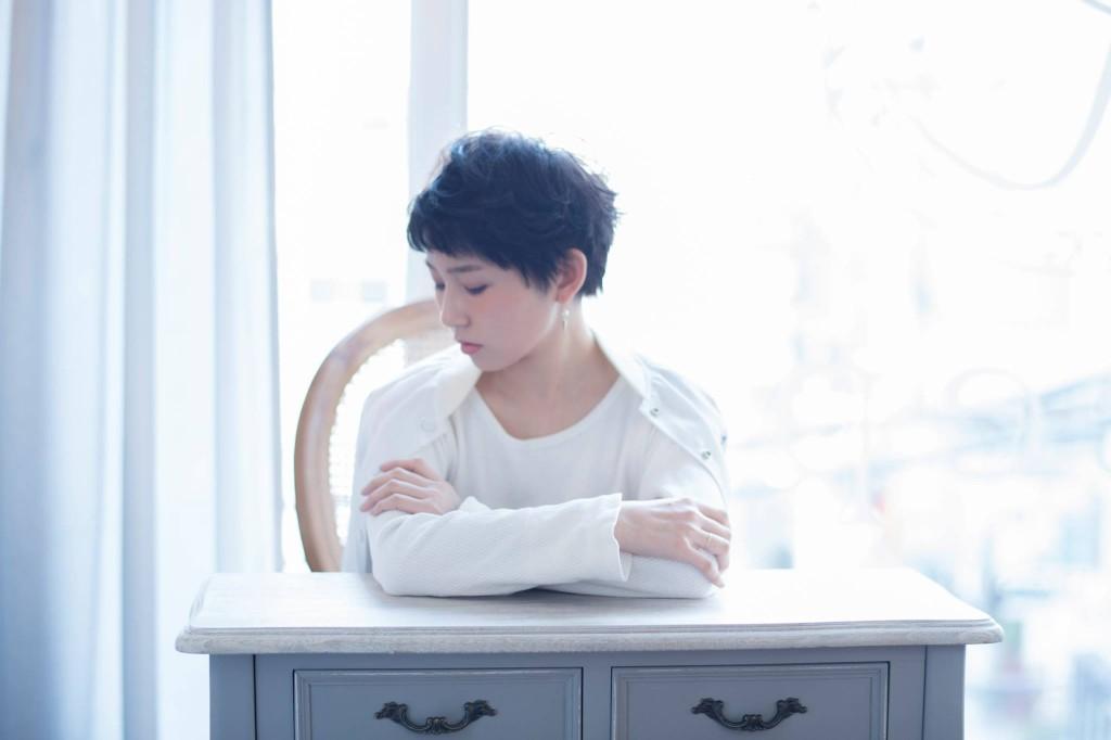 口コミで人気の自由が丘の美容室(ヘアアロン,美容院)keep hair designが提案する黒髪ベリーショートヘアスタイル