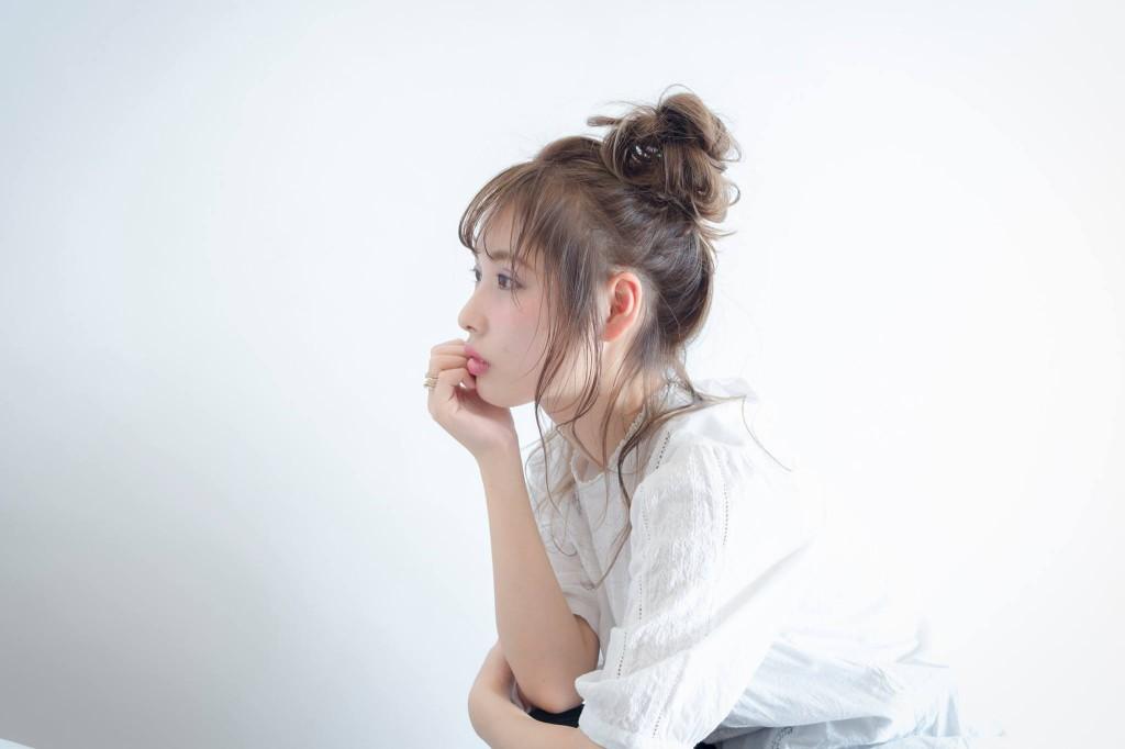 口コミで人気の自由が丘の美容室(ヘアアロン,美容院)keep hair designが提案するヘアアレンジ、ヘアセット